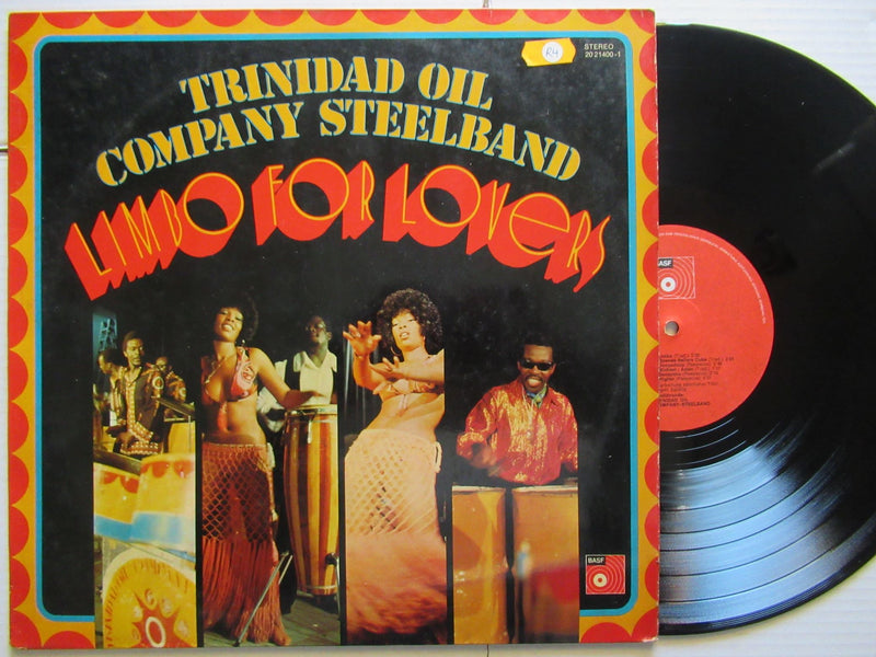 Trinidad Oil Company Steelband | Limbo For Lovers | Germany | VG+
