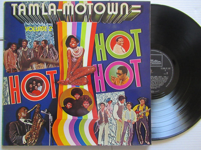 Tamla Motown | Is Hot Hot Hot Vol.2 | Germany | VG Gatefold