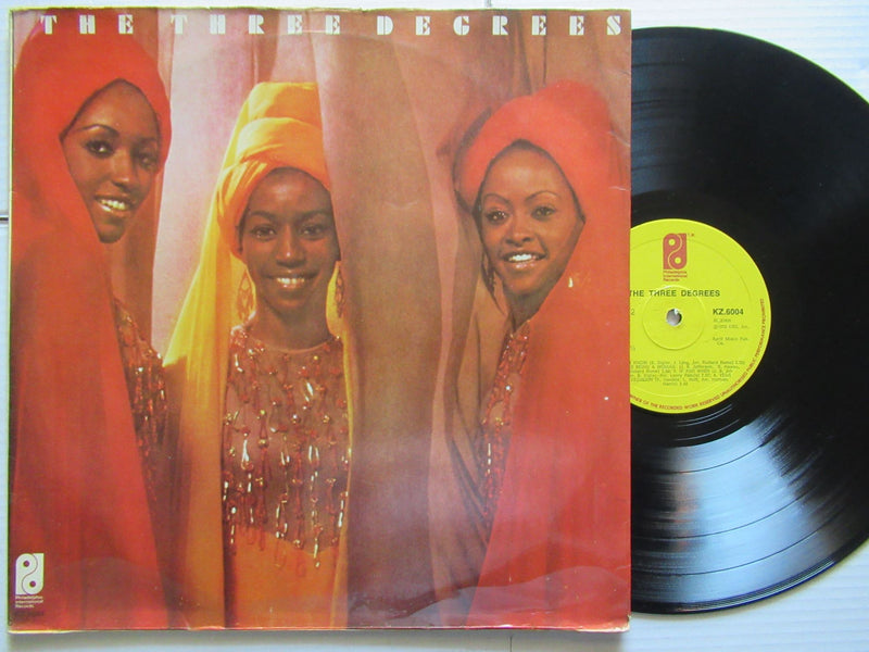 The Three Degrees | The Three Degrees | RSA | VG+