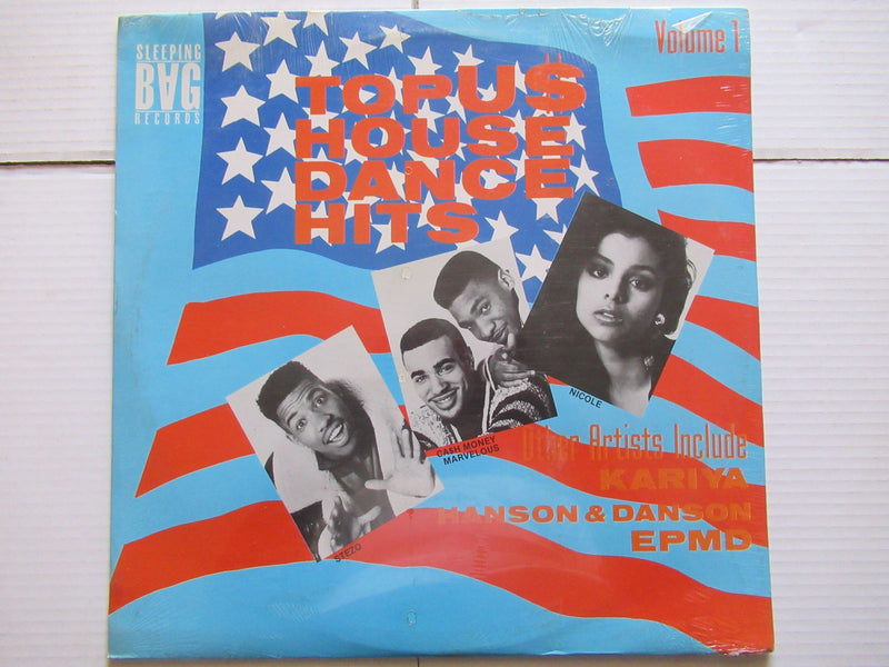 Top USA House Dance Hits Volume 1 | RSA EX Sealed