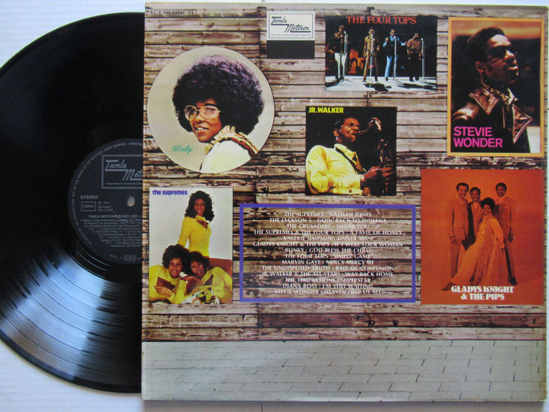 Tamla Motown | Is Hot Hot Hot | Germany VG+