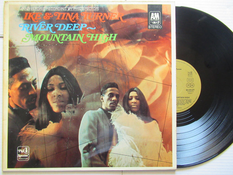 Ike & Tina Turner | River Deep Mountain High | UK | VG