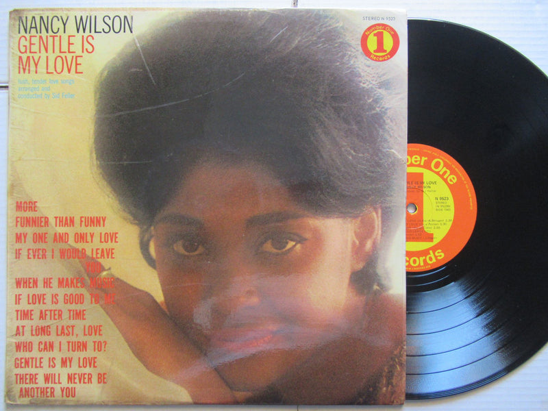 Nancy Wilson | Gentle Is My Love | RSA | VG+