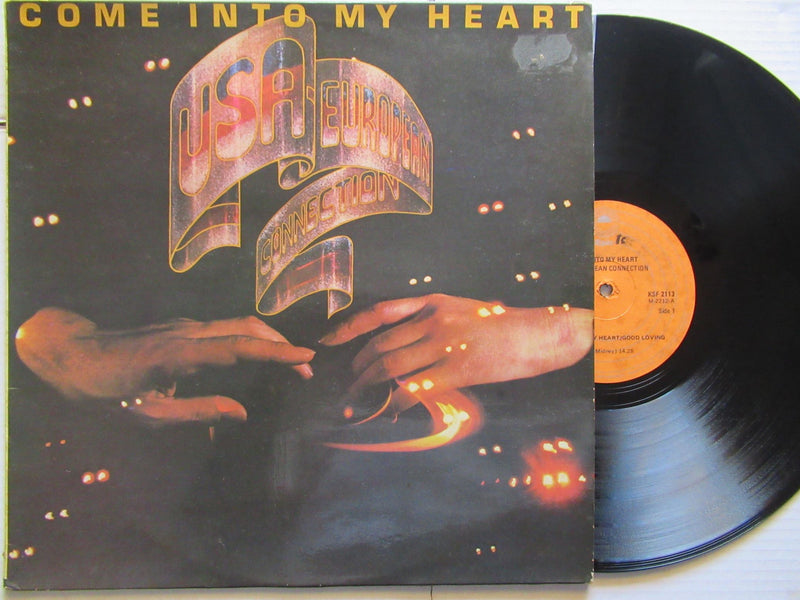 USA European Connection | Come  Into My Heart | RSA | VG