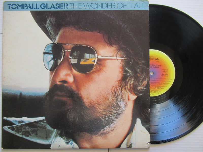 Tompall Glaser | The Wonder Of It All | USA | VG+