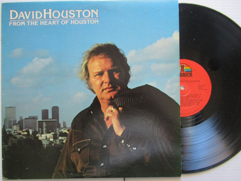 David Houston | From The Heart Of Houston | USA | VG+
