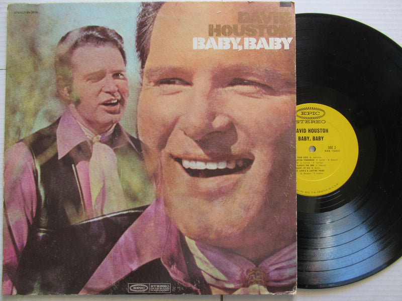 David Houston | Baby Baby | USA | VG