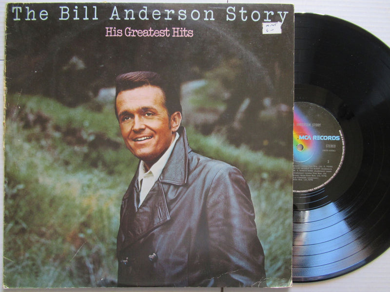 Bill Anderson Story | His Greatest Hits | UK | VG+