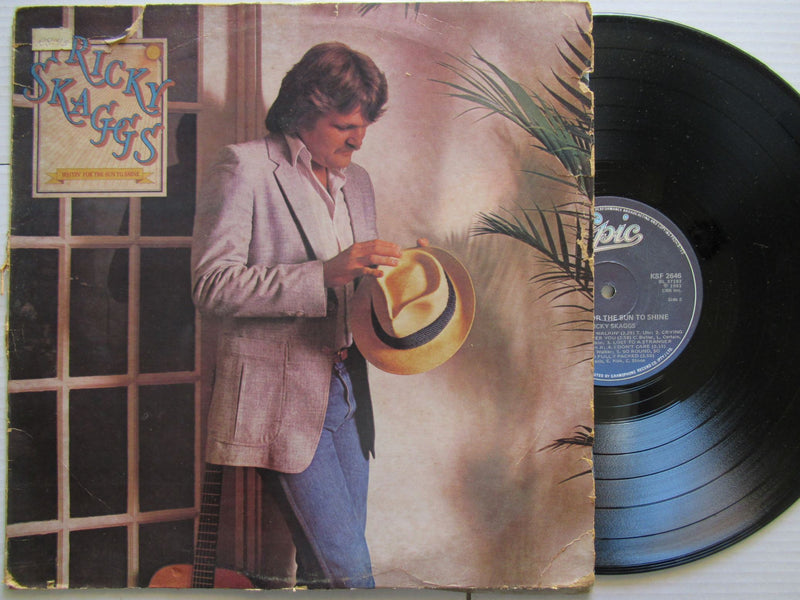 Ricky Skaggs | Waitin' For The Sun Shine | RSA | VG