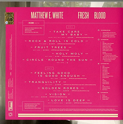 Matthew E. White | Fresh Blood (USA EX)