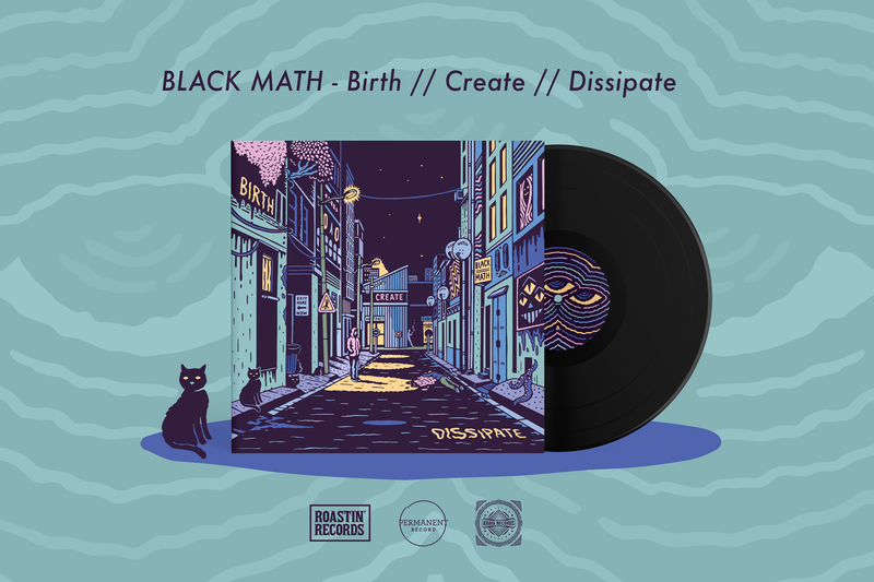 Black Math – Birth Create Dissipate (RSA EX)