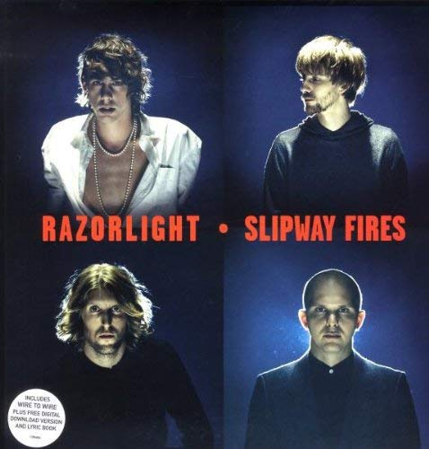 Razorlight | Slipway Fires (UK VG+)