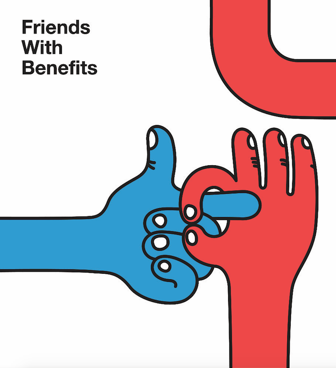 Various Artists | Friends With Benefits (RSA Sealed)