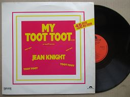 Jean Knight | My Toot Toot ( Germany VG )