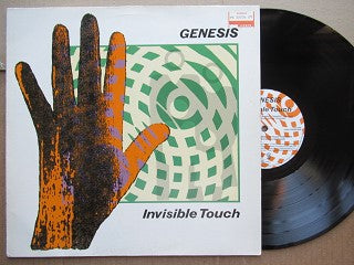 Genesis | Invisible Touch ( UK VG )