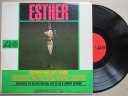 Esther Phillips Sings | Esther ( USA VG+ )