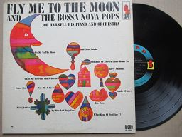Joe Hernell His Piano And Orchestra | Fly Me To The Moon ( Canada VG+ )