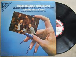 Perlman Previn | A Different Kind Of Blues ( USA VG )