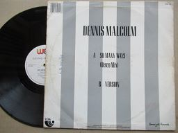 Dennis MaLcolm | So Many Ways ( USA VG )