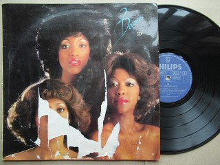 The Three Degrees |  3D ( RSA VG+ )