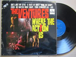 The Ventures | Where The Act On Is ( RSA VG- )