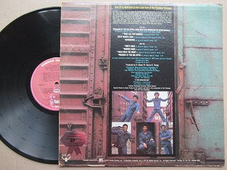 The Legendary Zing Album Featuring The Fabulous Tramps | ( USA VG+ )