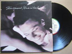 Steve Winwood | Back In The High Life ( USA VG+ )