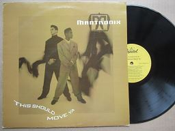 Mantronix | This Should Move Ya ( RSA VG+ )