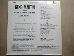 Gene Martin And The Gene Martin Singers | Joy Joy Joy ( USA New )