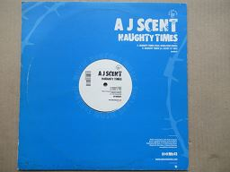 A J Scent | Naughty Times ( UK VG+ )