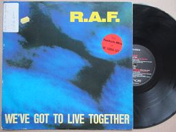 R.A.F. | We've Got To Live Together ( Germany VG- )