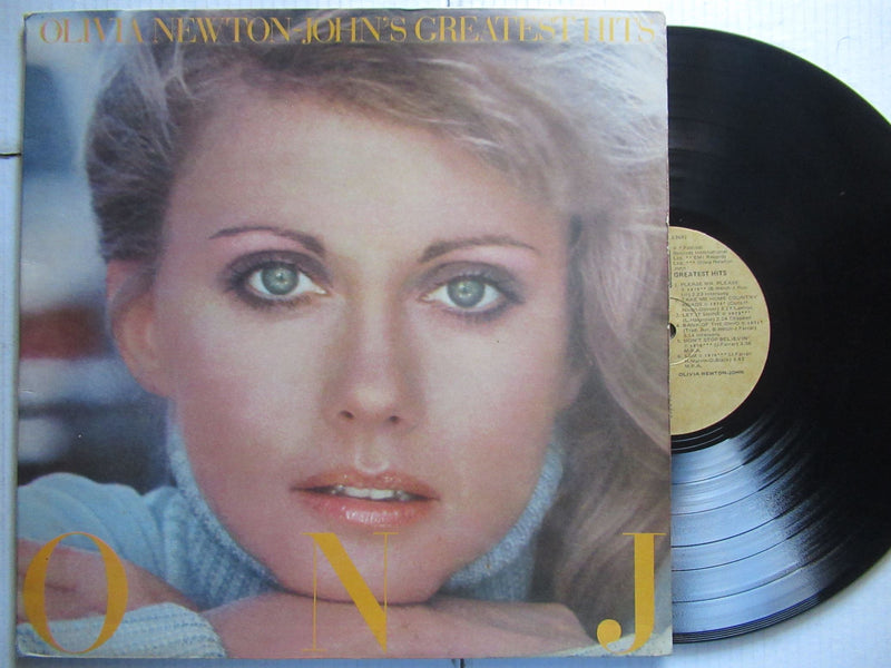 Olivia Newton John | Greatest Hits | ( RSA VG )