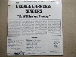 The George Garrison Singers | Speak To Me Jesus ( USA New )