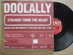 Doolally | Straight From The Heart ( UK G+)