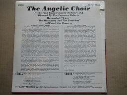 Then Angelic Choir Directed by Rev Lawrence Roberts Recorded Live | The President And The Missionary When I Get Home ( USA Sealed )