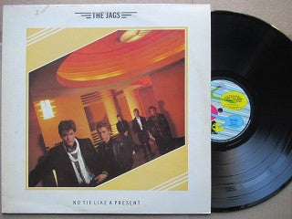 The Jags | No Tie Like A Present ( UK VG+ )