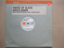 Bini & Martini's Original Vocal Hatiras Remix | House Of Glass Disco Down ( UK VG )