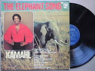 Kamahl | The Elephant Song ( Netherlands VG )