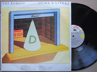 The Korgis | Dumb Waiters ( RSA VG+ )