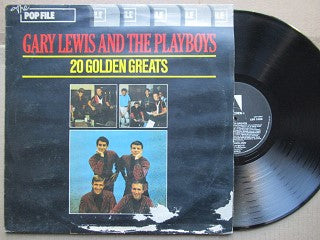 Gary Lewis & The Playboys | 20 Golden Greats ( UK VG+ )