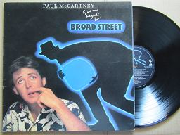 Paul McCartney | Give My Regards To Broad Street ( RSA VG+ )