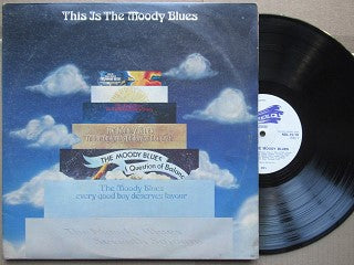 This Is Moody Blues | ( UK VG )