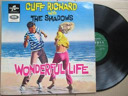 Cliff Richard With The Shadows | Wonderful Life ( RSA VG )