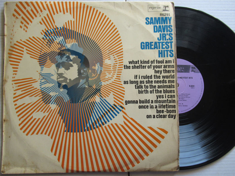 Sammy Davis Jr | Greatest Hits | RSA | VG