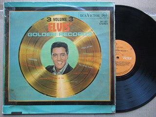 Elvis Presley | Elvis Golden Records Vol. 3 ( RSA VG+ )