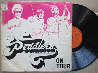Peddlers | On Tour ( RSA VG )