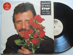 Ringo Starr | Stop And Smell The Roses ( RSA VG+ )