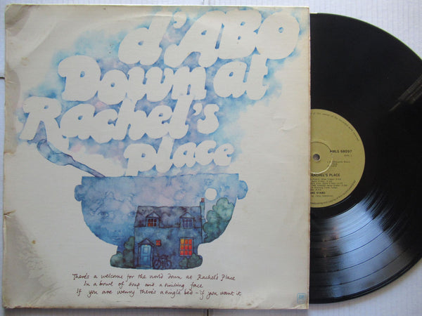Mike D'Abo | Down At Rachel's Place ( RSA VG )