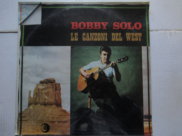 Bobby Solo | Le Canzoni Del West ( Italy Sealed )