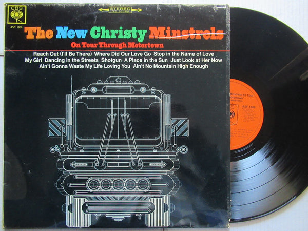 New Christy Minstrels | On Tour Through Motortown ( RSA VG+ )